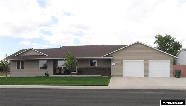 102 Feather Street, Douglas, WY 82633 (MLS #20203650) :: RE/MAX The Group