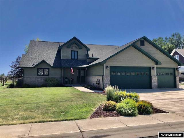 260 Baldwin Drive, Lander, WY 82520 (MLS #20203651) :: RE/MAX The Group