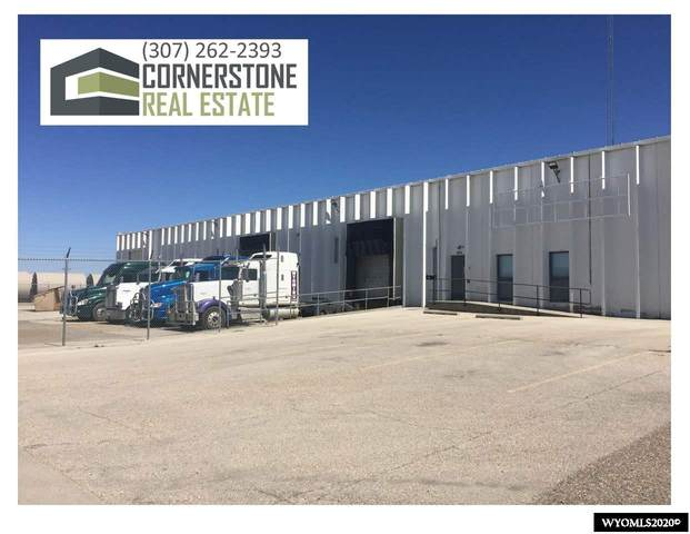 6450 & 6454 E Yellowstone Highway, Evansville, WY 82636 (MLS #20203656) :: Real Estate Leaders