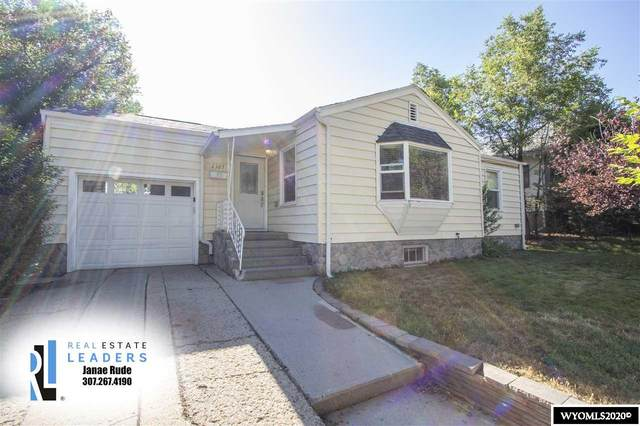 1307 S Ash, Casper, WY 82601 (MLS #20203660) :: Real Estate Leaders