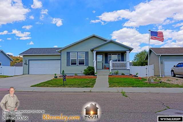 6396 Little Moon Trail, Casper, WY 82604 (MLS #20203662) :: Real Estate Leaders