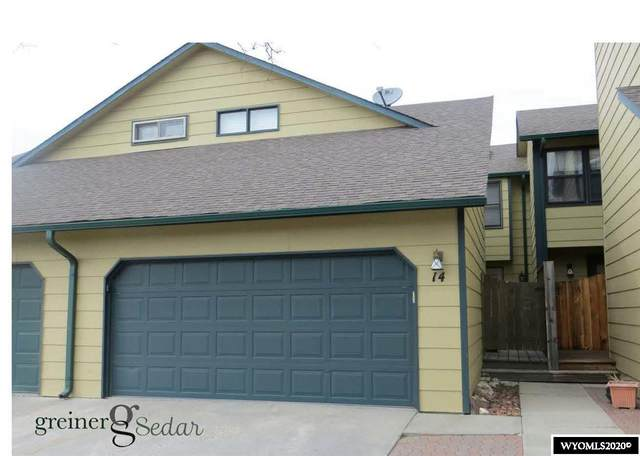 291 Indian Paintbrush, Casper, WY 82604 (MLS #20203663) :: Real Estate Leaders