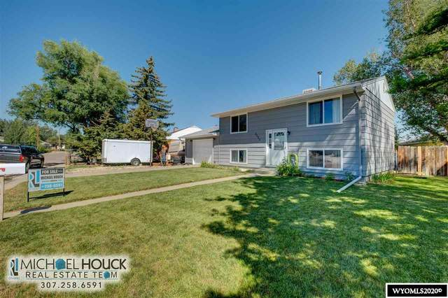 3058 E 8th, Casper, WY 82609 (MLS #20203664) :: Real Estate Leaders