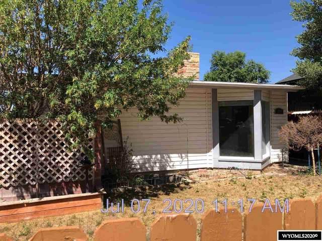 326 H Street, Rock Springs, WY 82901 (MLS #20203668) :: Real Estate Leaders