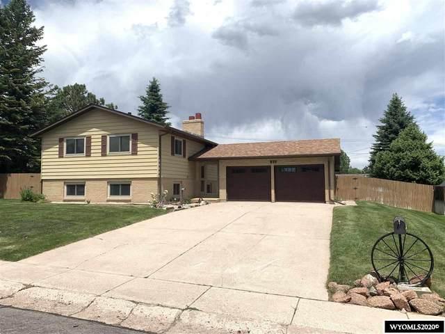 830 Golden Hill Street, Cheyenne, WY 82009 (MLS #20203673) :: Real Estate Leaders
