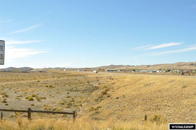 Lot 29 Block 2 Saratoga Inn Overlook, Saratoga, WY 82331 (MLS #20203677) :: Real Estate Leaders