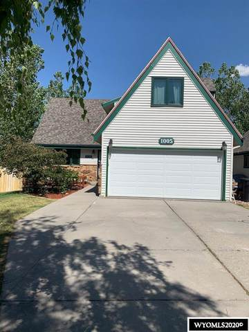 1005 Cardiff, Casper, WY 82609 (MLS #20203678) :: Real Estate Leaders