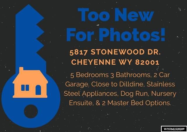 5817 Stonewood Drive, Cheyenne, WY 82001 (MLS #20203679) :: Real Estate Leaders