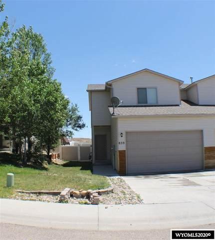 859 Blue Sage Way, Rock Springs, WY 82901 (MLS #20203680) :: Real Estate Leaders