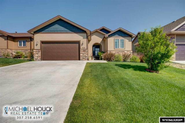 5260 Waterford, Casper, WY 82609 (MLS #20203684) :: Real Estate Leaders