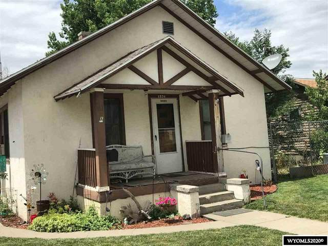 1574 Haines Street, Torrington, WY 82240 (MLS #20203689) :: Real Estate Leaders