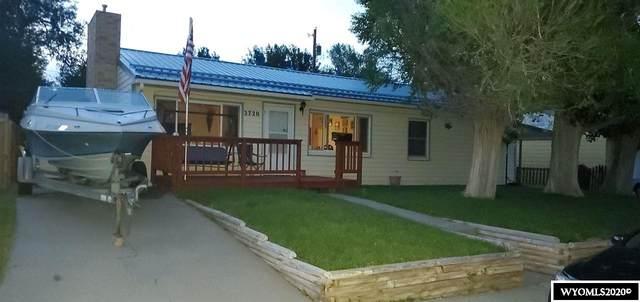 2720 Navarre Road, Casper, WY 82604 (MLS #20203690) :: Lisa Burridge & Associates Real Estate