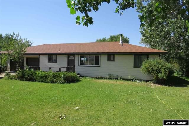 94 Cliff Drive, Riverton, WY 82501 (MLS #20203691) :: Lisa Burridge & Associates Real Estate