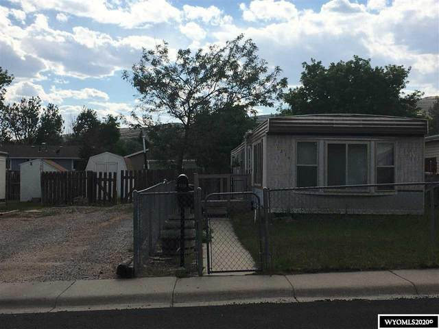 1216 Sigma Drive, Rawlins, WY 82301 (MLS #20203697) :: RE/MAX The Group