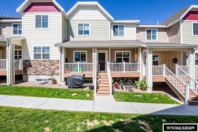 430 Elk Valley Drive, Green River, WY 82935 (MLS #20203701) :: Real Estate Leaders