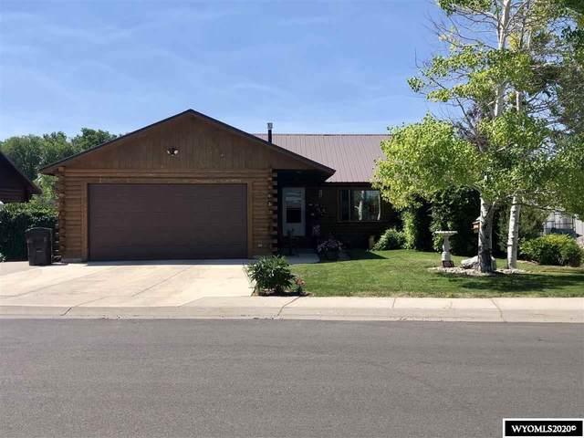 745 Wood Street, Lander, WY 82520 (MLS #20203710) :: Lisa Burridge & Associates Real Estate