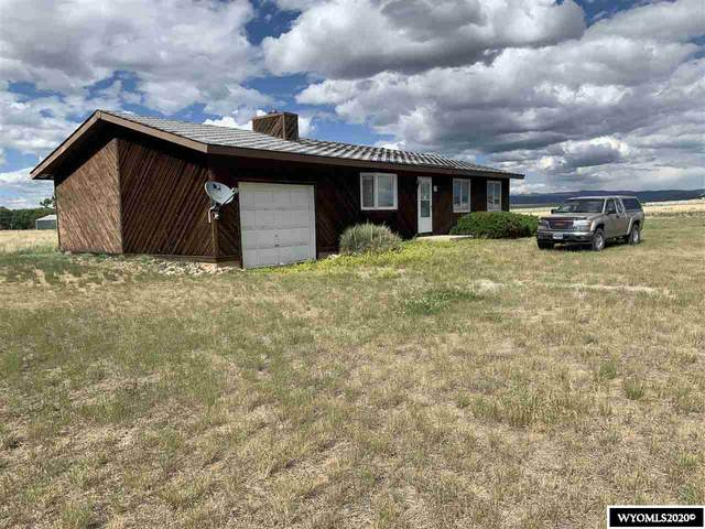 3 Cottonwood Drive, Riverside, WY 82325 (MLS #20203712) :: RE/MAX The Group