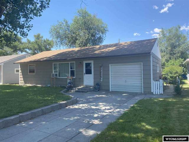 820 S 12th Street, Worland, WY 82401 (MLS #20203713) :: RE/MAX The Group