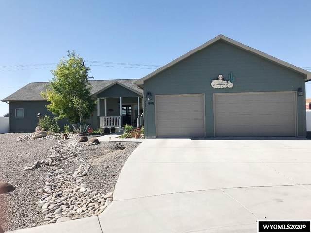 1001 Basin Avenue, Riverton, WY 82501 (MLS #20203717) :: Lisa Burridge & Associates Real Estate