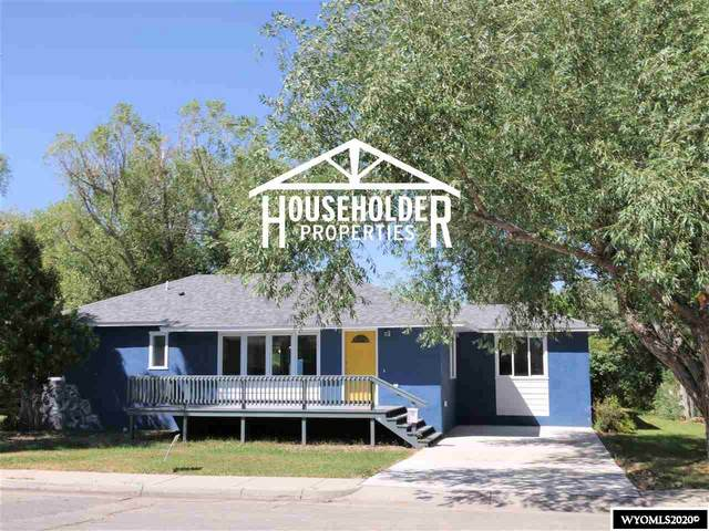 538 Parks Street, Lander, WY 82520 (MLS #20203718) :: Lisa Burridge & Associates Real Estate