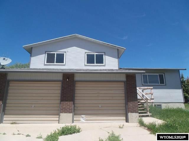 1342 Canyon Court, Kemmerer, WY 83101 (MLS #20203722) :: Lisa Burridge & Associates Real Estate