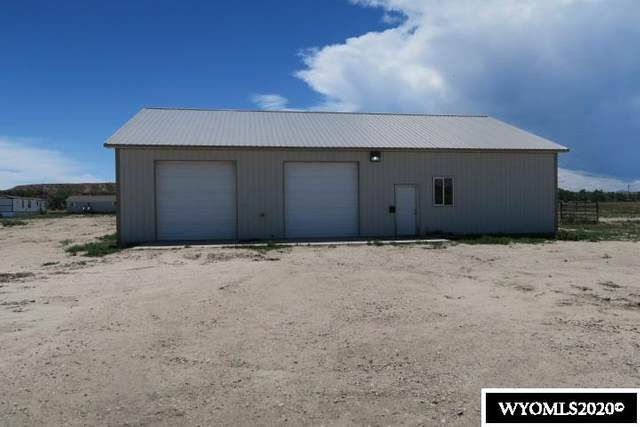40 Orin Industrial Avenue, Douglas, WY 82633 (MLS #20203726) :: Lisa Burridge & Associates Real Estate