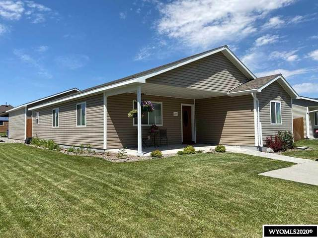 1204 E Park Avenue, Riverton, WY 82501 (MLS #20203730) :: Lisa Burridge & Associates Real Estate