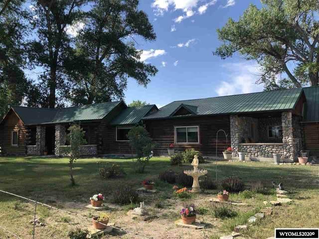 11616 Hwy 26, Riverton, WY 82501 (MLS #20203737) :: Lisa Burridge & Associates Real Estate