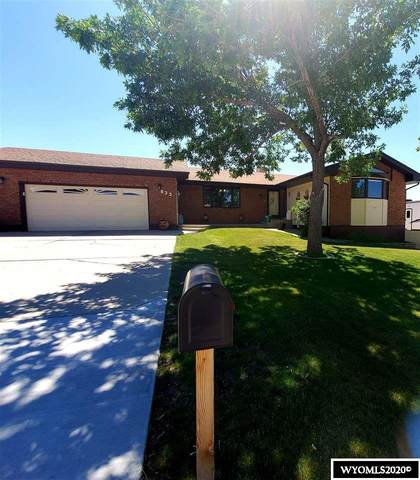 533 Emerald Street, Rock Springs, WY 82901 (MLS #20203754) :: RE/MAX The Group