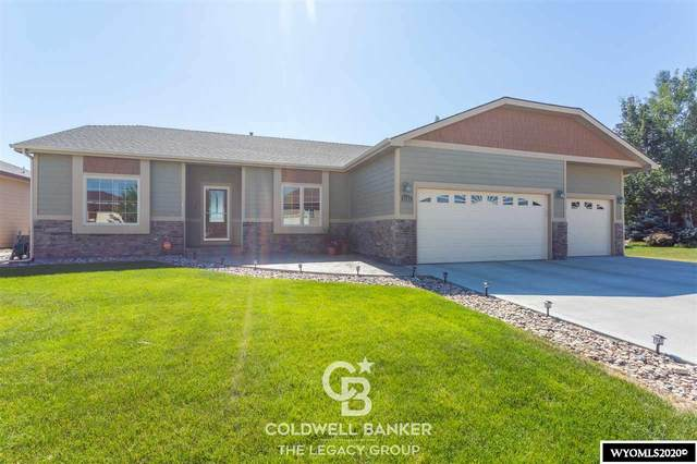 6164 Coronado, Casper, WY 82609 (MLS #20203756) :: Lisa Burridge & Associates Real Estate
