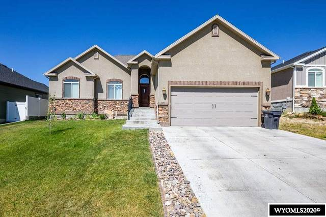326 Flagstone Drive, Rock Springs, WY 82901 (MLS #20203757) :: Lisa Burridge & Associates Real Estate