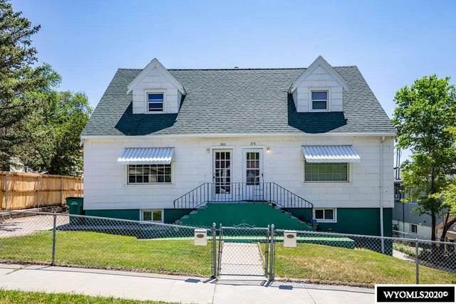378 N 1st East Street, Green River, WY 82935 (MLS #20203758) :: RE/MAX Horizon Realty