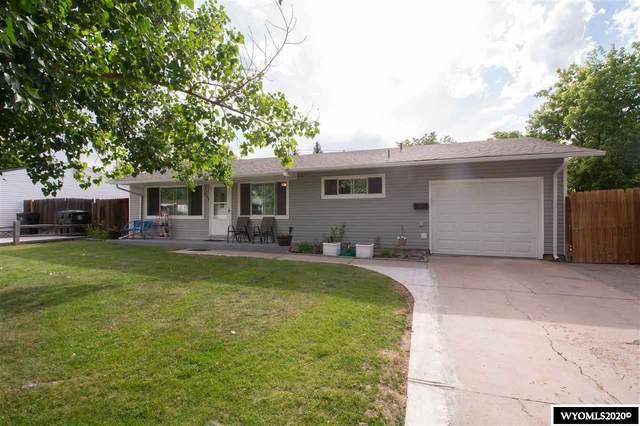 220 Stanfield Avenue, Cheyenne, WY 82007 (MLS #20203762) :: Lisa Burridge & Associates Real Estate