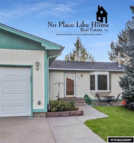 3510 Cottontail, Casper, WY 82604 (MLS #20203763) :: Real Estate Leaders