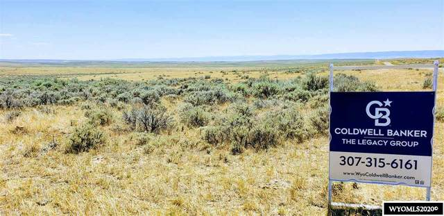 Lot 127 Stuckenhoff, Casper, WY 82601 (MLS #20203764) :: Real Estate Leaders