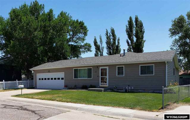 111 Park Lane Drive, Torrington, WY 82240 (MLS #20203766) :: Real Estate Leaders