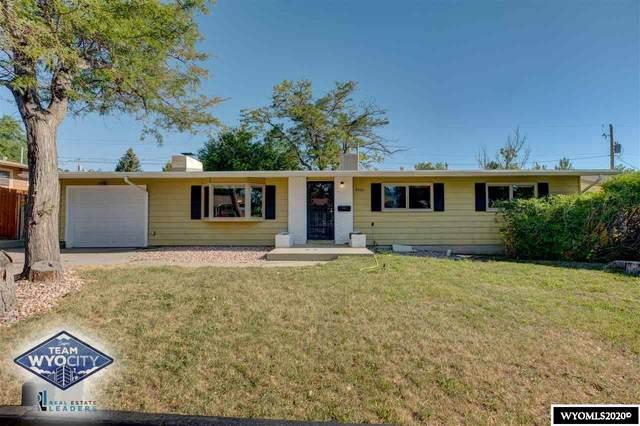 2020 Mariposa Boulevard, Casper, WY 82604 (MLS #20203780) :: Lisa Burridge & Associates Real Estate