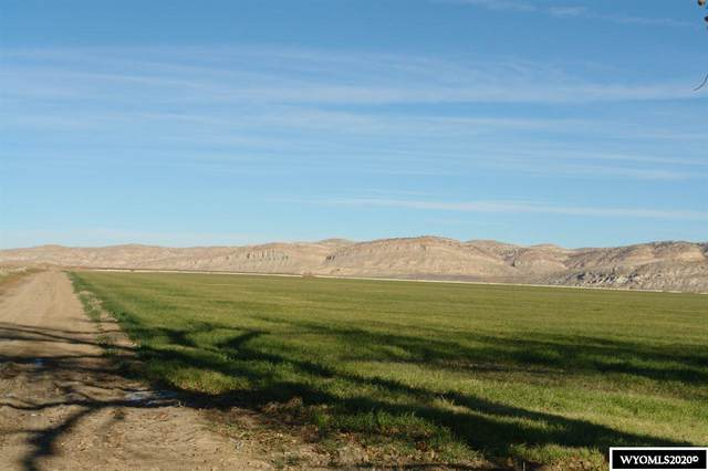 TBD Parcel 1 (Approximate 35.38 Acres), Thermopolis, WY 82443 (MLS #20203782) :: Lisa Burridge & Associates Real Estate