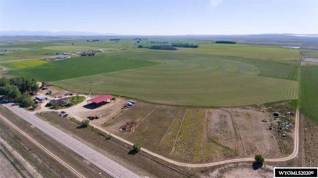 3600 N Us Highway 191 Highway, Farson, WY 82932 (MLS #20203792) :: RE/MAX The Group