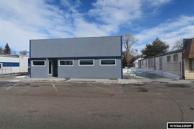 215 S 2nd Street, Douglas, WY 82633 (MLS #20203796) :: Real Estate Leaders