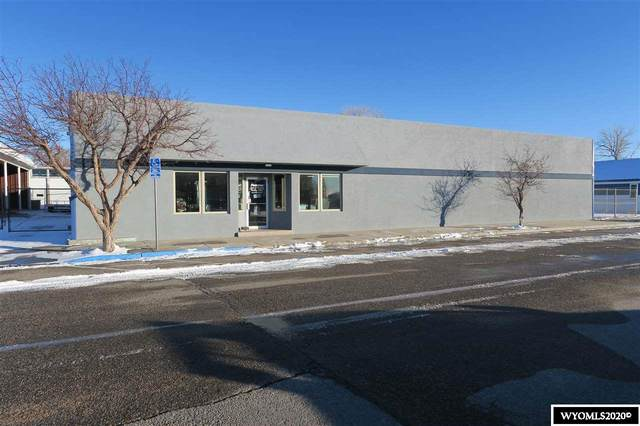 201 S 2nd Street, Douglas, WY 82633 (MLS #20203797) :: RE/MAX Horizon Realty