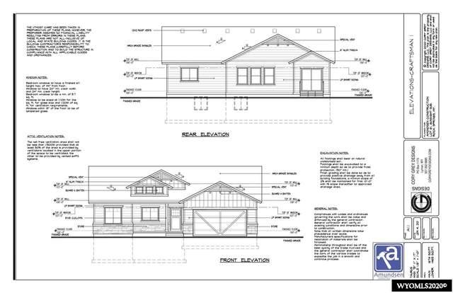 1112 Winchester, Rock Springs, WY 82901 (MLS #20203798) :: Real Estate Leaders