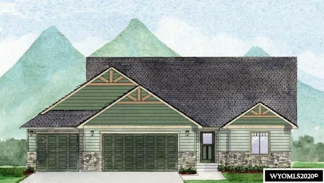 771 Camp Davis Circle, Evansville, WY 82636 (MLS #20203804) :: Lisa Burridge & Associates Real Estate