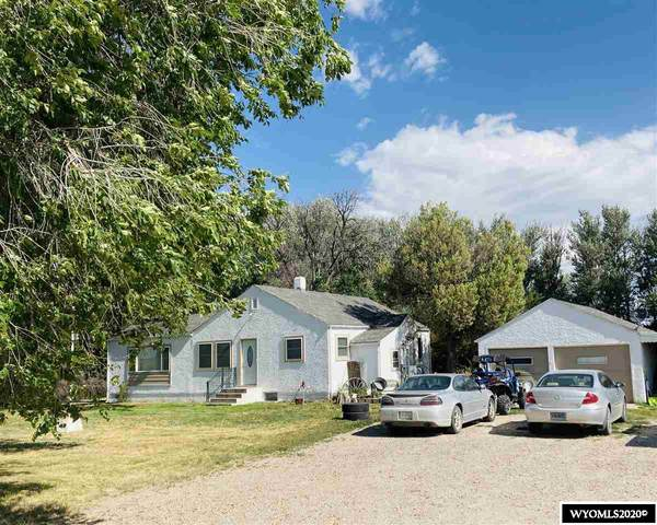 5388A Road 56, Torrington, WY 82240 (MLS #20203808) :: RE/MAX The Group