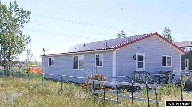 312 Rakestraw Street, Marbleton, WY 83113 (MLS #20203810) :: Real Estate Leaders