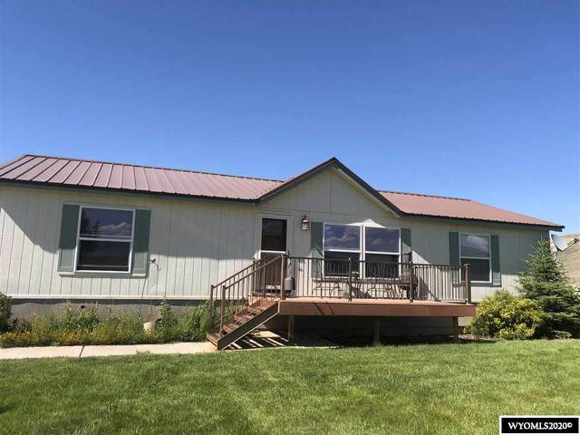 2591 County Road 173, Evanston, WY 82930 (MLS #20203819) :: Real Estate Leaders