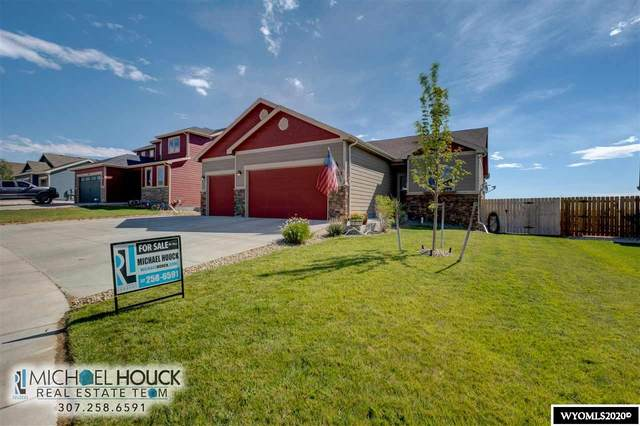 1323 River Heights, Mills, WY 82604 (MLS #20203828) :: Real Estate Leaders