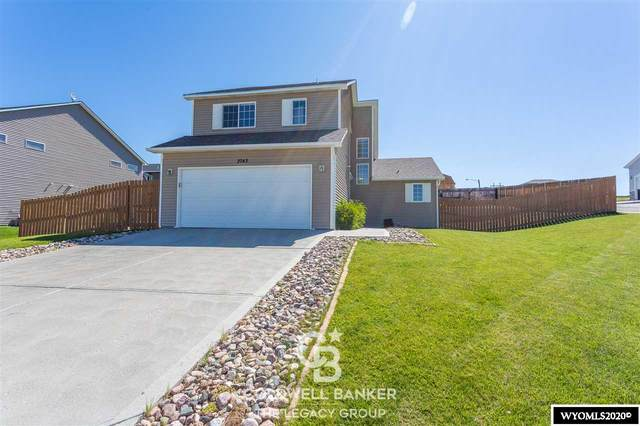 2743 Shumway, Casper, WY 82601 (MLS #20203830) :: Real Estate Leaders