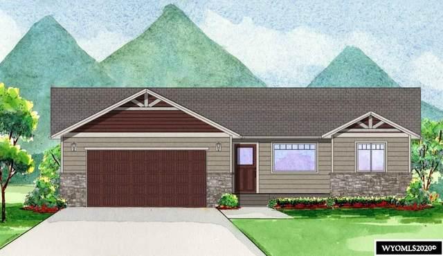 760 Camp Davis Circle, Evansville, WY 82636 (MLS #20203840) :: Lisa Burridge & Associates Real Estate