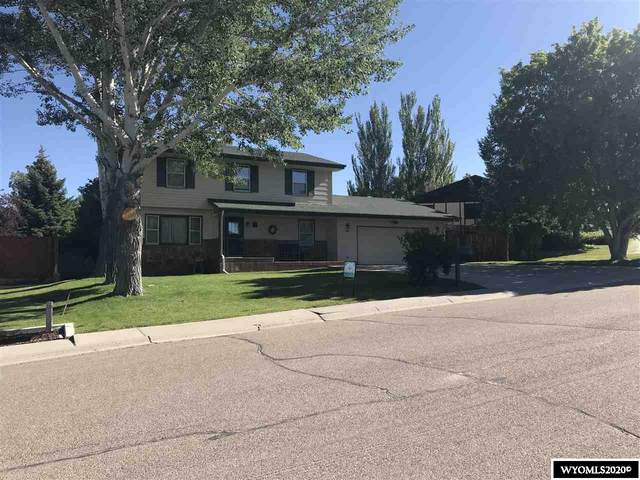 538 Emerald St, Rock Springs, WY 82901 (MLS #20203845) :: Lisa Burridge & Associates Real Estate